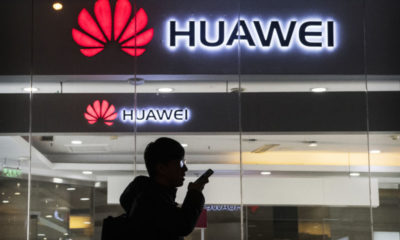 40% to 60% drop in Huawei's international smartphone shipments