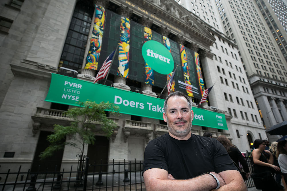 "CEO of Fiverr to build ""everything store fo digital service"""