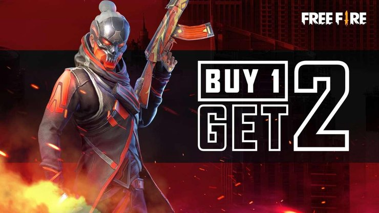 Buy 1 and Get 2 Web Event
