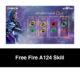 Free Fire A124 Skill