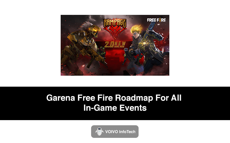 Garena Free Fire: Roadmap For All In-Game Events In July 2020