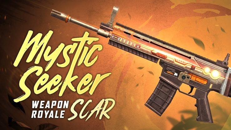 Mystic Seeker Weapon Royale