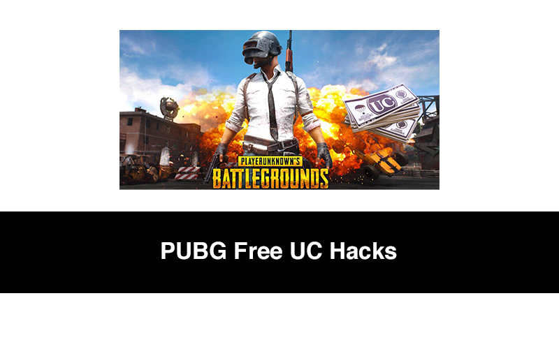 PUBG Free UC Hacks