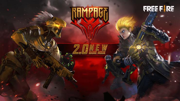 Rampage II Game Mode