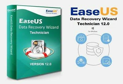 Need for Easeus Data Recovery