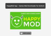 HappyMod App – Games Mod Downloader