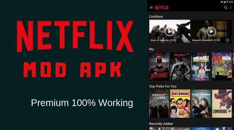 Netflix Mod App