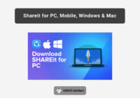 Shareit for PC, Mobile, Windows & Mac