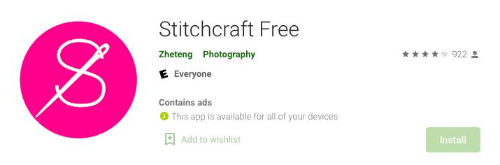Stitchcraft Free