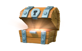 get access to chests and treasures around