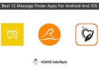 Massage Finder Apps