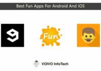 Best Fun Apps