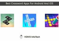 Crossword Apps