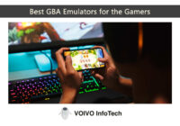 Best GBA Emulators for the Gamers