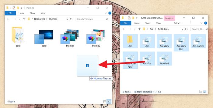 windows theme copy files
