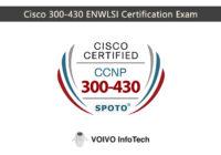 Cisco 300-430 ENWLSI Certification Exam