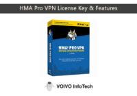 HMA Pro VPN License Key & Features